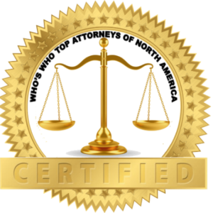 Mike Tawil Top Attorney for North America 2021 Seal